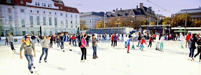 Eislaufplatz WEV Wiener Eislaufverein